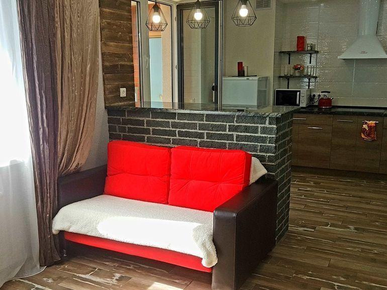 Фото 1-комнатная квартира в Бресте на ул. Гоголя 85а